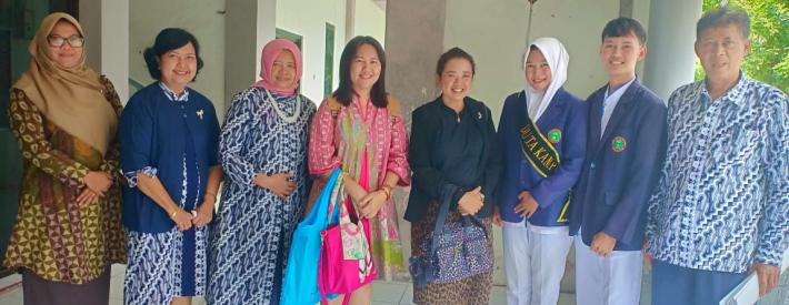 Dosen Tamu dari Khon Khaen University of Thailand